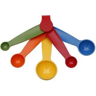 Measuring spoon Multicolor Cooking Baking / Measure / Measurement Spoons With Teaspoon Tablespoons Metric Measurement