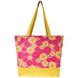 Waanii Womens Tote Bag (Pink) - WNI926