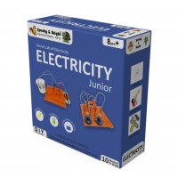 Secret Lab Of Electricity Jr 10 In 1