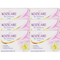 Kozicare Skin Whitening Soap 75Gm (Pack Of 6)