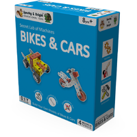 Secret Lab Of Machines - Bikes & Cars