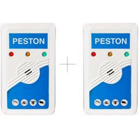 New Peston Electromagnetic   Insect Repeller (6 in 1)- Buy 1 Get 1 Free