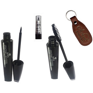 ADS 1609 Eyeliner, Mascara, Kajal with Ashra Keychain