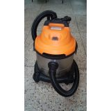 Wet Vacuum Cleaner Stainless Steel 10 L With Blower