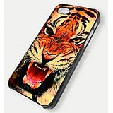 Ferocious Tiger Back Cover Case For Apple IPhone 5 5s
