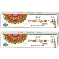 Ullas Traditions Of India, 50 Gm Box, Set Of 2 Boxes