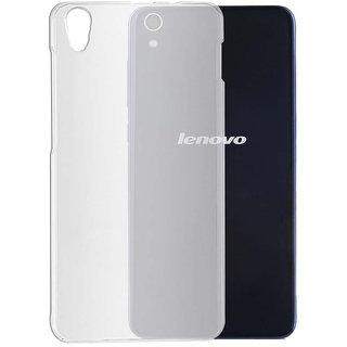 MuditMobi Soft Silicone TPU Crystal Soft Transparent Back Case Cover For- Lenovo S850