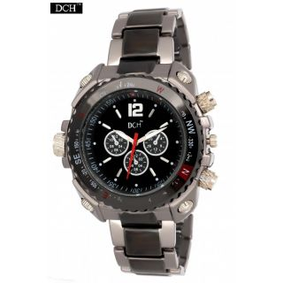 DCH WT 1310 Black Dial Analog Watch For Mens And Boys