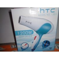 HTC Hair Dryer 1200W (Model No. 1351)
