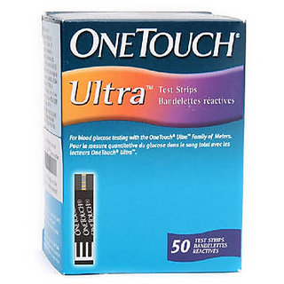 one touch ultra 50 strips