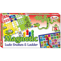 Magnetic Ludo 15""
