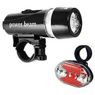 Powerbeam Bicycle Headlight  Taillight Kit