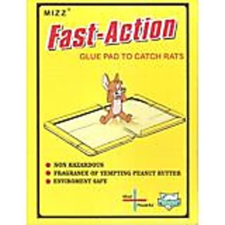 Pack Of 2 Mouse Rat,Cockroaches Chipkali Insects trap. Adhesive Glue Board Trap.