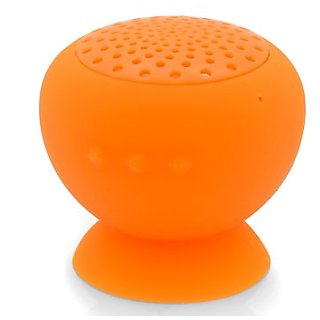 Ducasso-Mushroom-Shaped-Bluetooth-Speaker-with-Mic,-orange
