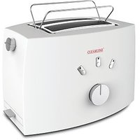 Clearline Auto-Pop-Up Toaster With Crumb Tray, Defrost Capability And 12 Months Warranty