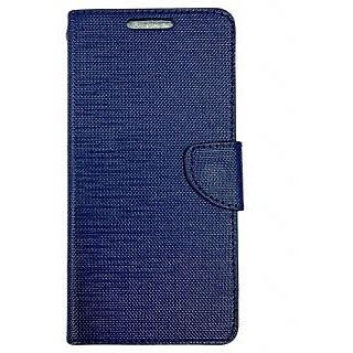 Colorcase Flip Cover Case for Reliance Jio Lyf Water 6
