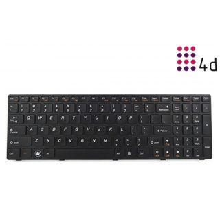 4d - Replacement Laptop Keyboard for Lenovo-Z570/B570/V570