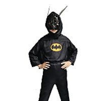 Batman Superhero Fancy Dress Costume For Kids