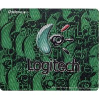 Gaming Logitech Mouse Pad Green Planet