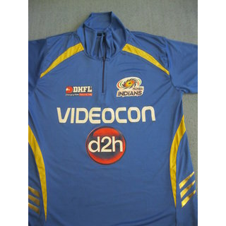 ROHIT SHARMA NO 45 MUMBAI INDIANS MI INDIAN PREMIER LEAGUE IPL 7 JERSEY