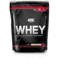 Optimum Nutrition  WHEY Protein 1.82 LB (Vanilla)