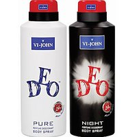 Pack of Two Vi-John Deo ( Pure+ Energetic )