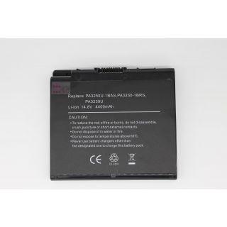 4d Toshiba PA3250U/PA3239U  PA3250U-1BAS    6 Cell Battery