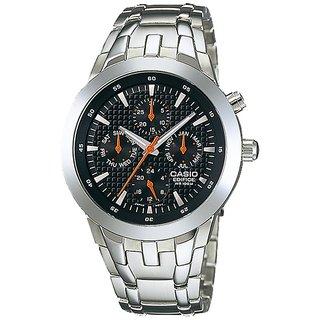 Original Casio Edifice Multi Dials EF-312D-1AVDR(ED152) Men's Personalized Watch