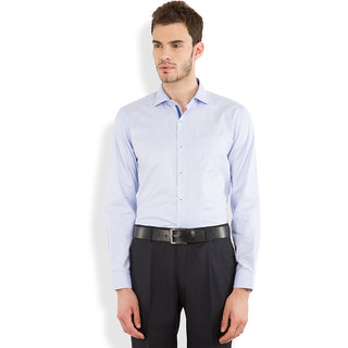 Mark Taylor Full Sleeve Plain Shirt For Men