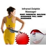 Dolphin Full Body Massager With 3 Soft Attachament