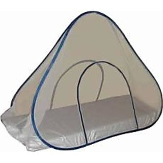 MOSQUITO SAFETY POLYESTER NET TENT 3FT X 7FT