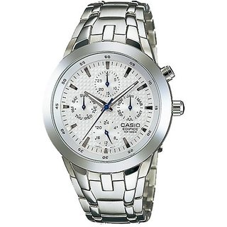 ORIGINAL CASIO EDIFICE MULTI DIALS EF-312D-7AVDR (ED153) MEN'S PERSONALIZED WATC