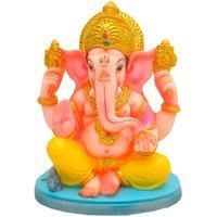 Papilon Hand Made Hindu Lord Ganesh Ji Statue (Spiritual Idols) Dimension- 32.54.5 Inches