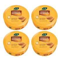 JOY Honey  Almonds Nourishing Skin Cream 800 ml (Pack of 4 x 200 ml)