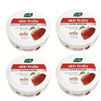 JOY Skin Fruits Active Moisture Fruit Moisturizing Skin Cream 800 ml (Pack of 4 x 200 ml)