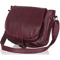 Clementine Brown Sling Bag sskclem114