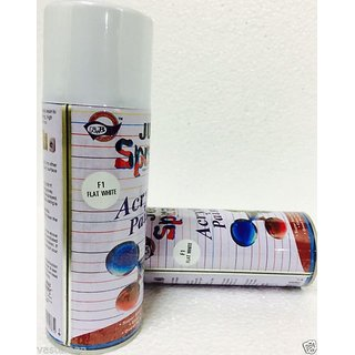 White Fluorescent Color AEROSOL SPRAY PAINT