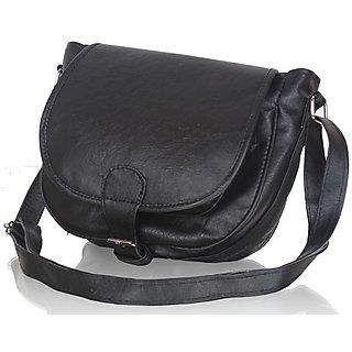 Clementine Black Sling Bag sskclem117