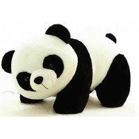 Soft Plush Toy Kids Birthday Black Panda 26 Cm