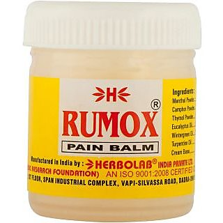 Dr. Vaidya's - Rumox Balm - Relief From Body Pain