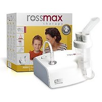 Rossmax N80 Portable Nebulizer (World'S Smallest)