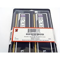 Desktop Ram 8GB DDr3 Kingston HyperX