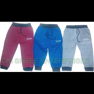 Girls Stylish attarctive colors Cotton Capris(3/4 th Pant)-Pack of 3