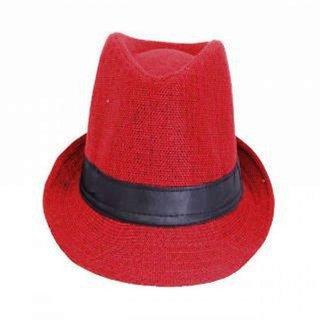 Fedora Hat Cap - UNISEX