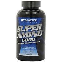 Dymatize Super Amino 6000 / 345 Capsules