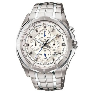 Original Casio Edifice Multi Dials EF-328D-7AVDF(ED376) Men's Personalized Watch