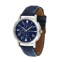 Asgard Analog Blue Dial Watch For Men- BR-101