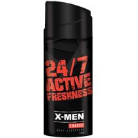 X-MEN Charge Body Deodorant Spray 150 Ml