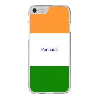 Flashmob Premium Tricolor HL Back Cover - iPhone 6 Plus/6S Plus -Ponnada