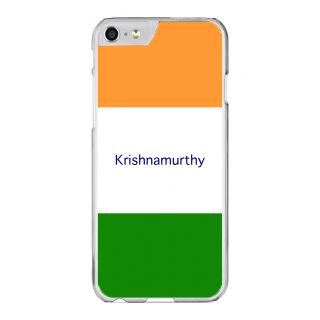 Flashmob Premium Tricolor HL Back Cover - iPhone 6 Plus/6S Plus -Krishnamurthy